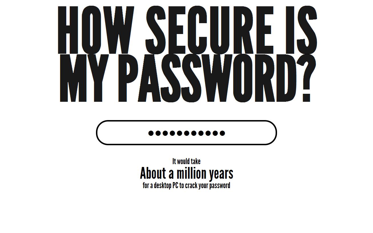 wie lautet mein passwort