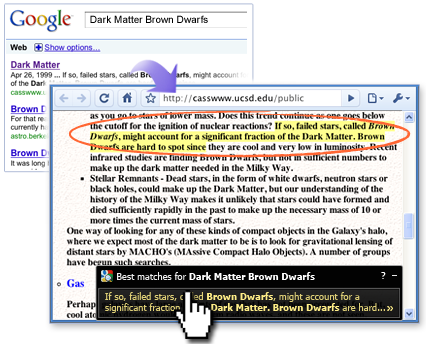 Google Quick Scroll – Schneller googlen in Chrome