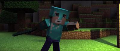 Revenge – Minecraft Song-Parodie