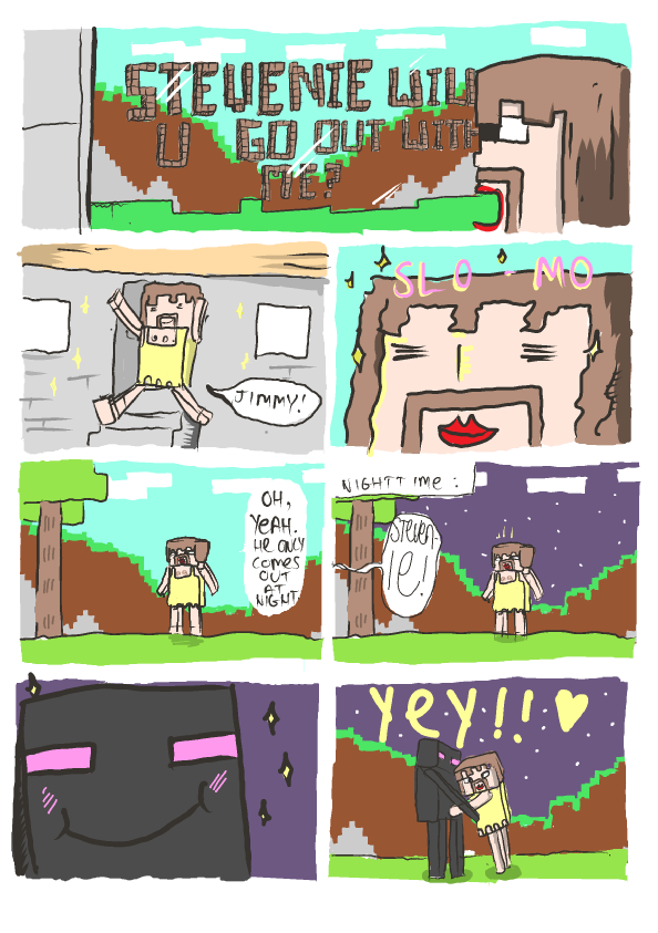 Comics - Page 97 :: Side Quests - sidequests.smackjeeves.com