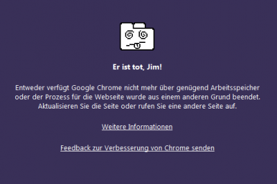 Chrome-Synchronisations-Probleme beheben