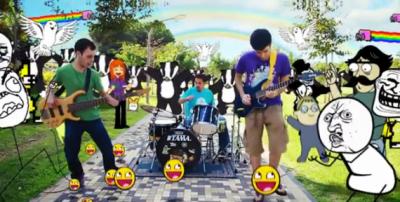 Internet Medley – Gag-Quartet