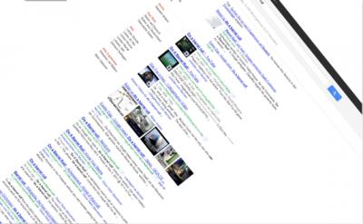 Google kippen und rollen