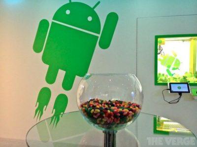 Warum Android Jelly Bean nicht 5.0 wird