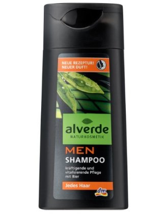 Alverde Men Shampoo