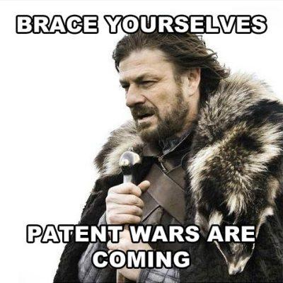 Apple bekommt Patent für Smartphone-Bedienung
