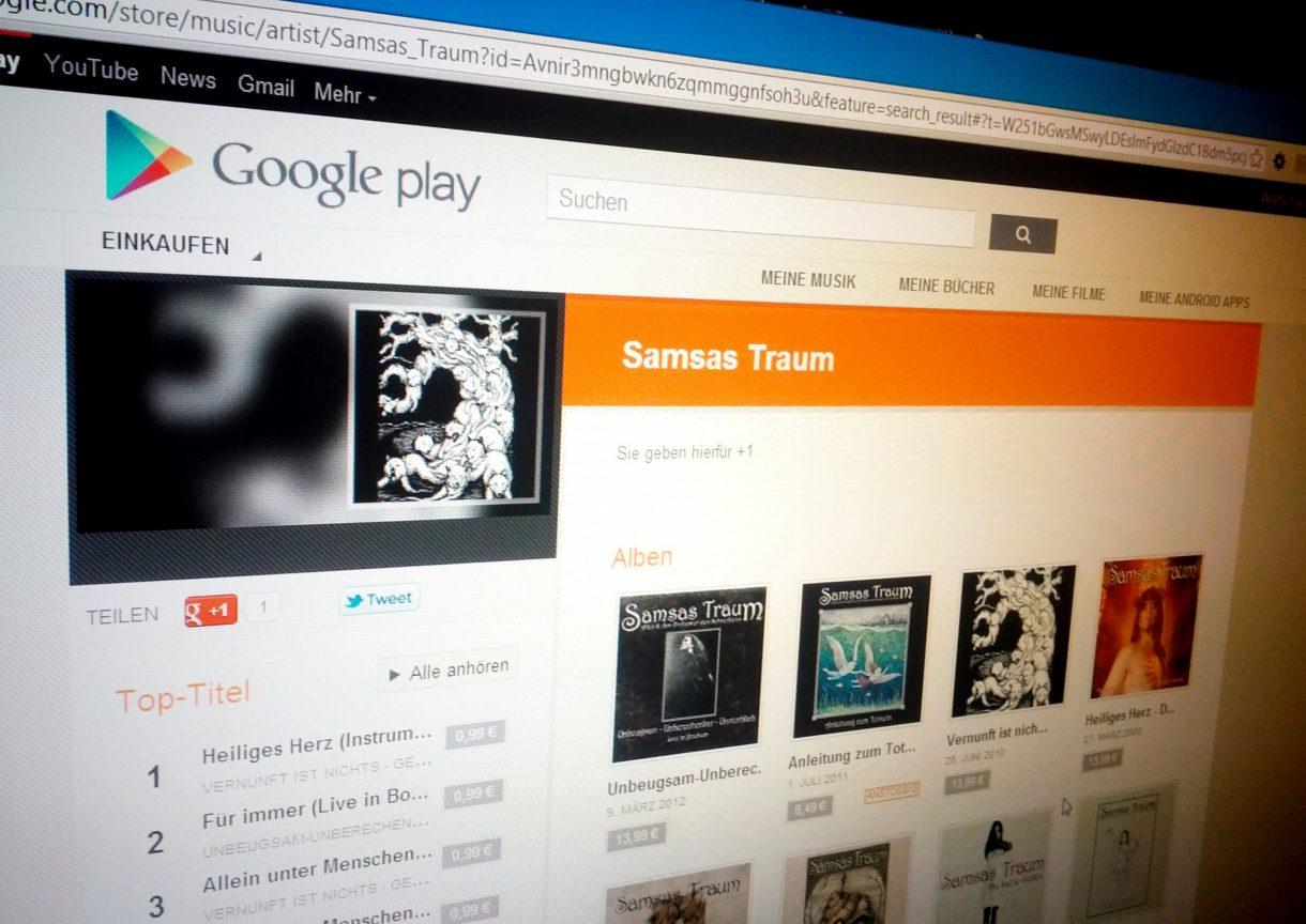 Google Play Music In Deutschland