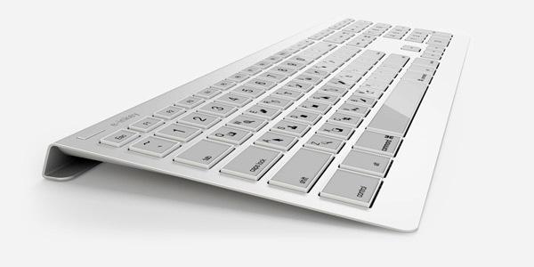 Tastatur-Konzept auf eInk-Basis – E-inkey Keyboard