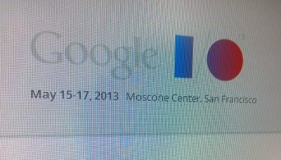 Google I/O – All about the little big things