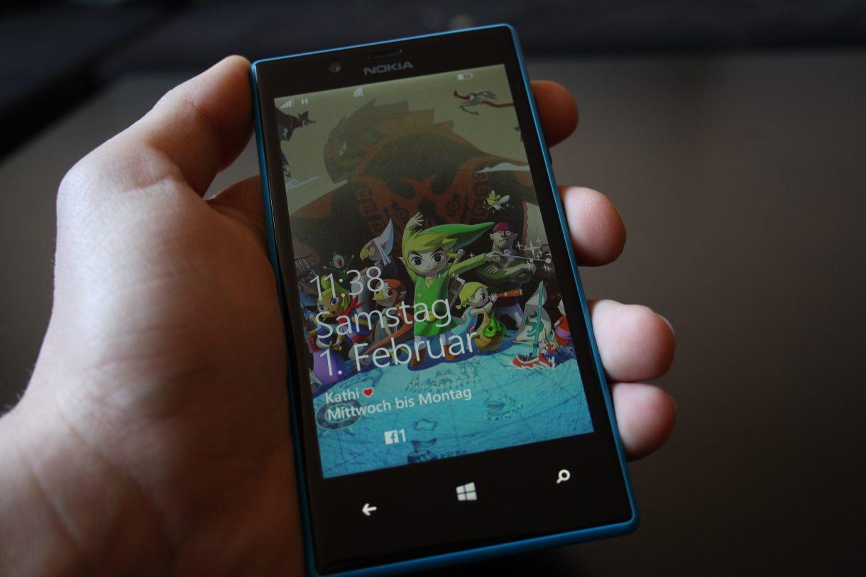 02 - Nokia Lumia 720