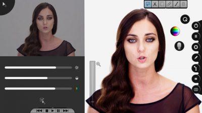 Musikvideo zeigt die Macht der Retusche