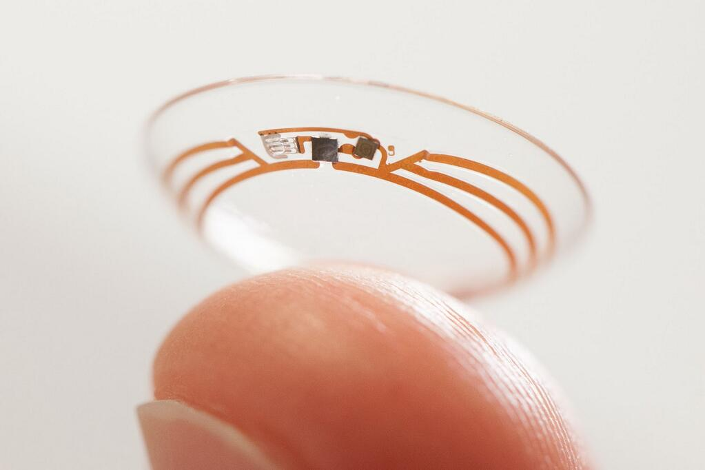 Google Kontaktlinse