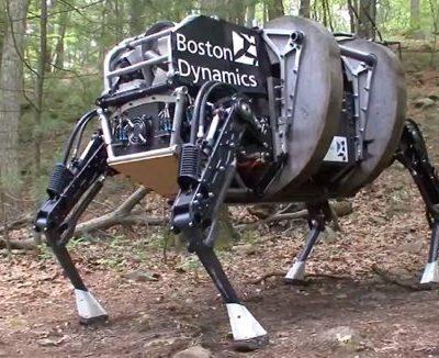 Boston Dynamics Big Dog