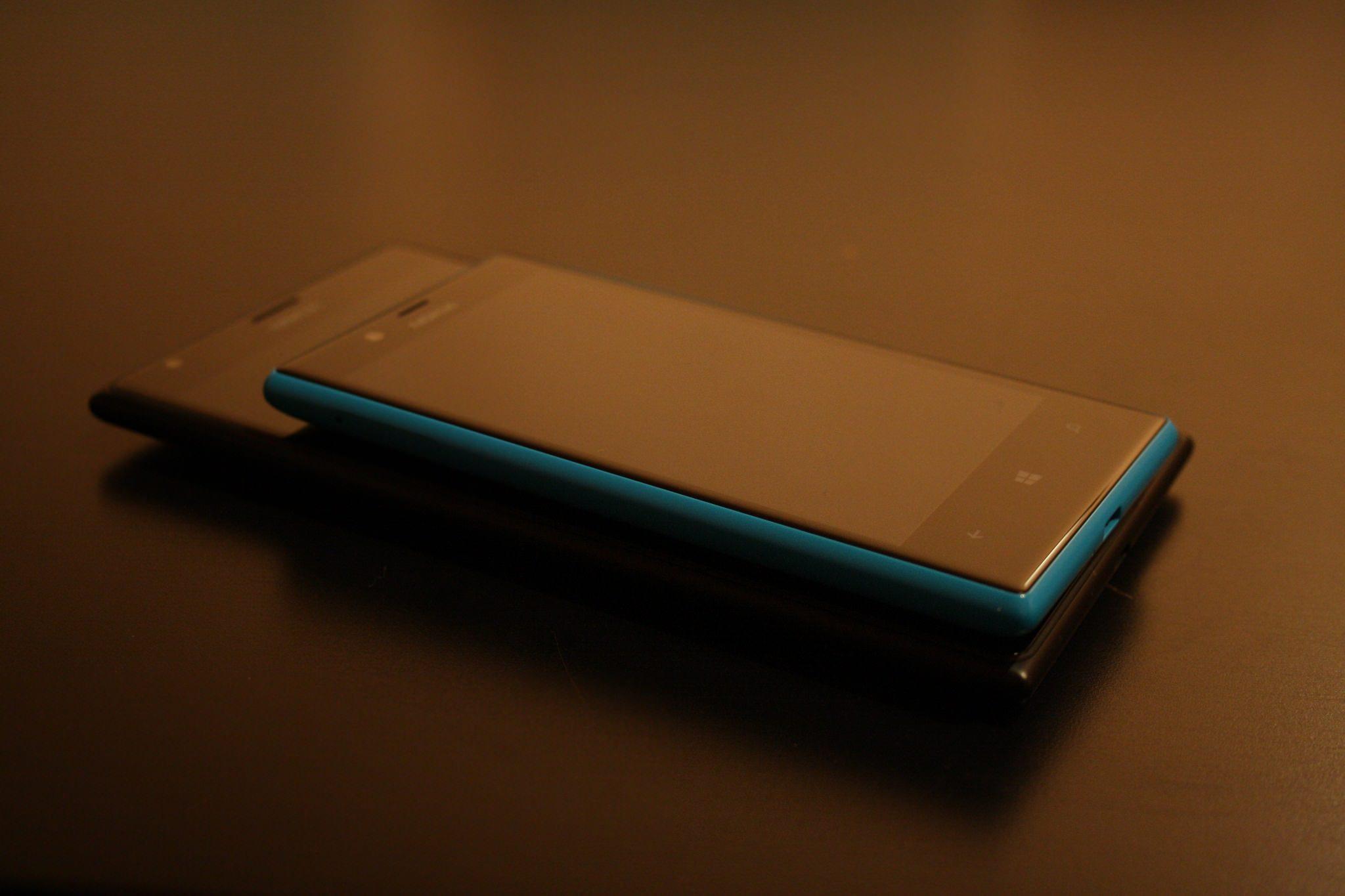 Nokia Lumia 1520 Vergleich mit Lumia 720 - 1