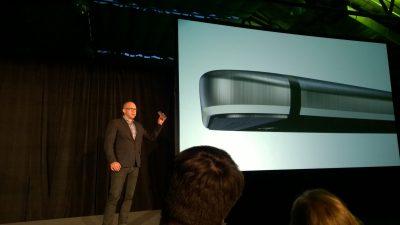 HTC One M8 Präsentation im Classic Remise – Angegrabscht