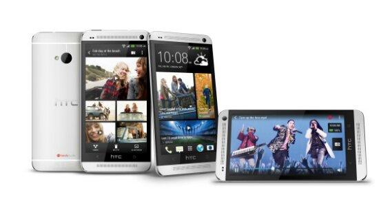 Das HTC One und sein Button-Layout