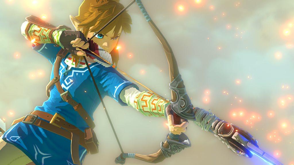 Zelda für die Wii U — Im Bild: Der neue Link