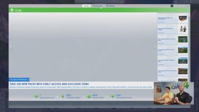 Die Sims 4 Premium Account