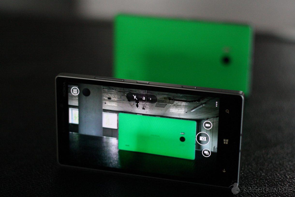Lumia Summerglow - Lumia 930 durch Kamera