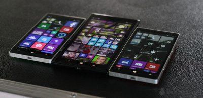 Lumia 930 und Lumia 1520