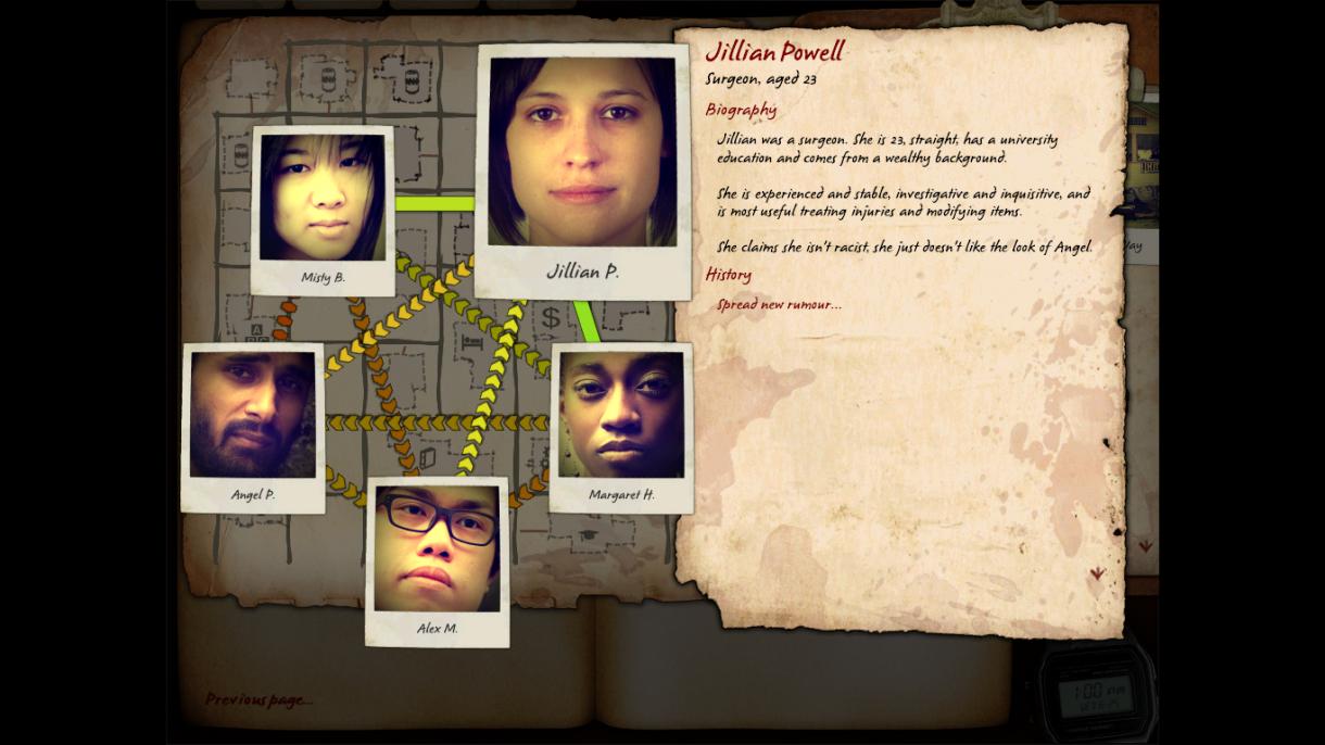 Zafehouse Diaries Screenshot (2)