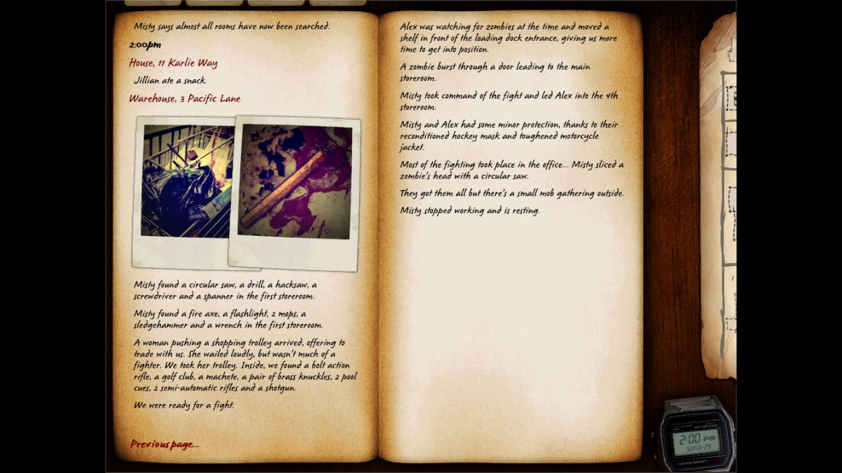 Zafehouse Diaries Screenshot (5)