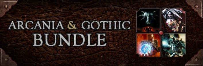 Alle Gothic-Teile auf Steam um 75% reduziert