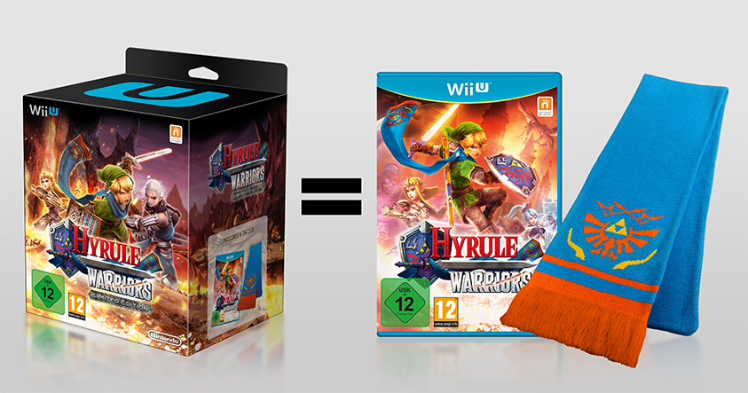 Hyrule Warriors - Limited Edition