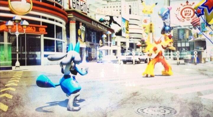 Pokemon für die Wii U - Geruecht