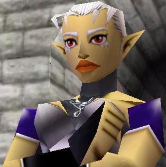 Zelda - Ocarina of Time - Impa