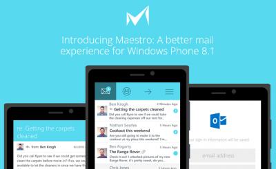 Maestro für Windows Phone ist da – Als Preview