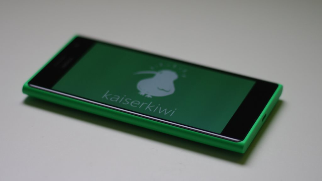 kaiserkiwi auf Lumia 735