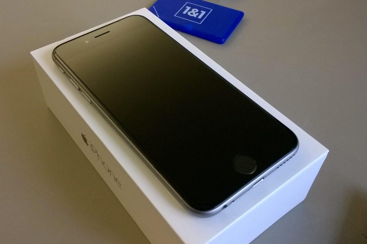 iPhone 6 von 1&1