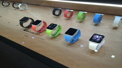 """""""One More Thing"""": Apple Watch kommt im April."""
