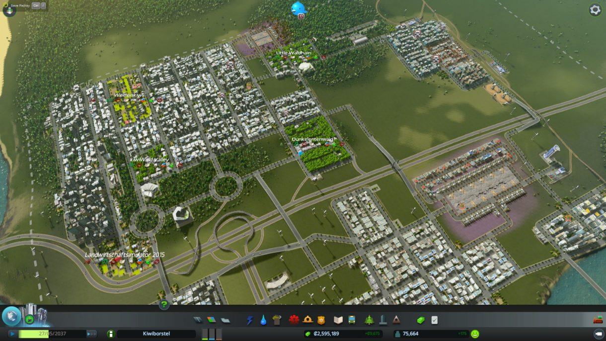 Cities Skylines (1)