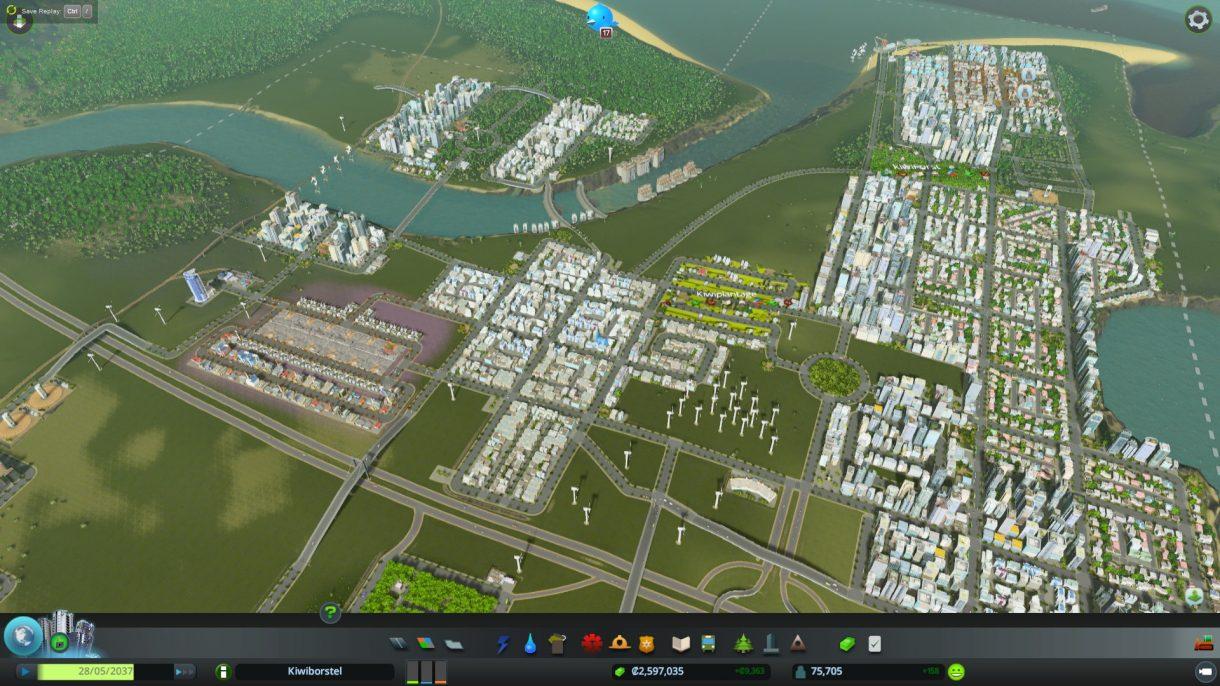Cities Skylines (2)