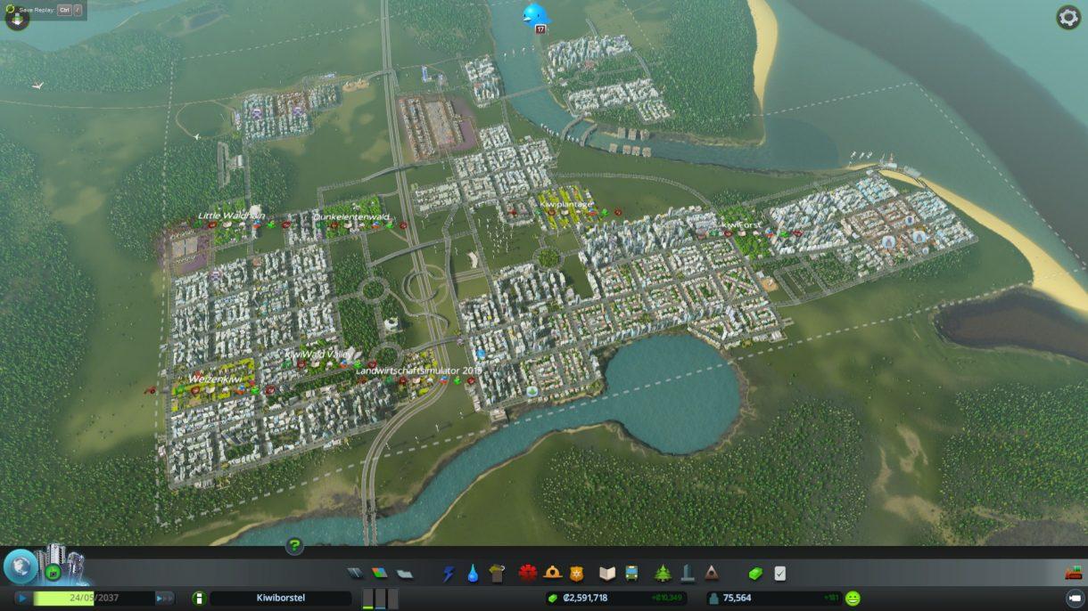 Cities Skylines (4)