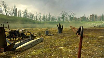 Half-Life 2: Update – Fans erneuern die Grafik der Shooter-Ikone