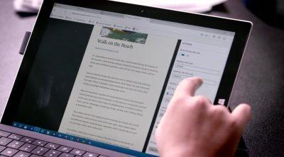 Project Spartan — Neuer Browser von Microsoft jetzt verfügbar