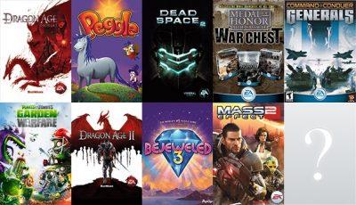 Humble Origin Bundle 2 — Plants vs Zombies: Garden Warfare, Dragon Age I & II, Dead Space 2 und mehr