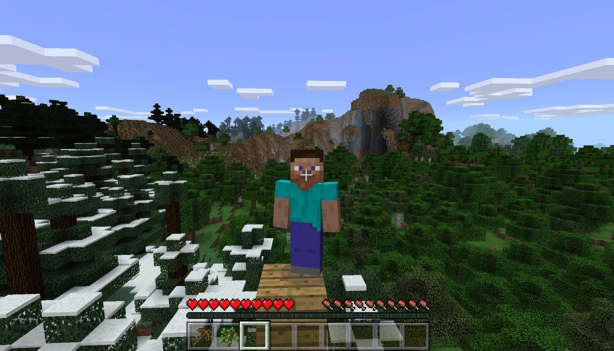 Minecraft Windows Edition Veröffentlicht - Minecraft flussig spielen