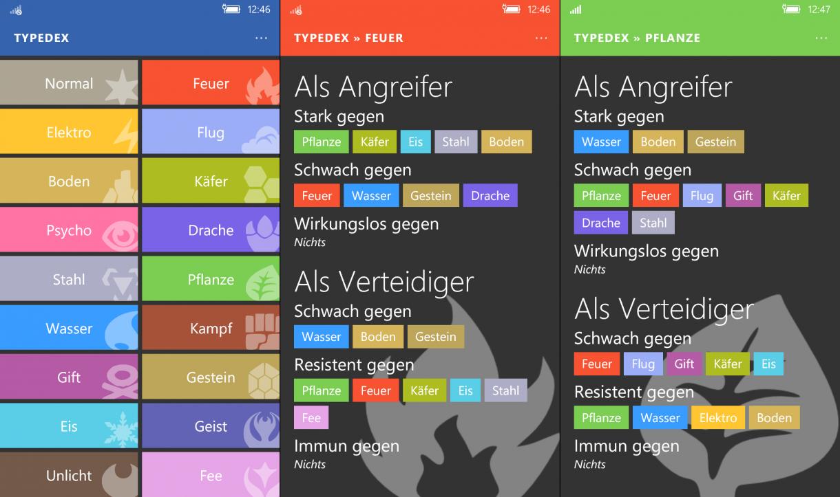 Pokemon-Typedex-fuer-Windows-10-Mobile