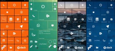Windows 10 Mobile und das Wallpapergate