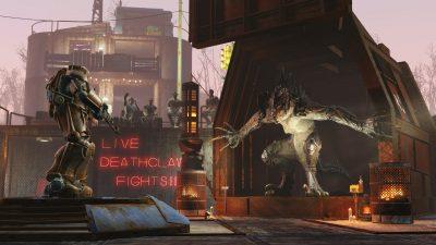Trailer für »Wasteland Workshop«-DLC von Fallout 4 veröffentlicht