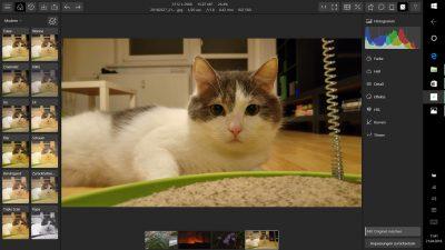 Polarr Photo Editor Pro für Windows 10 auf 0,99€ reduziert