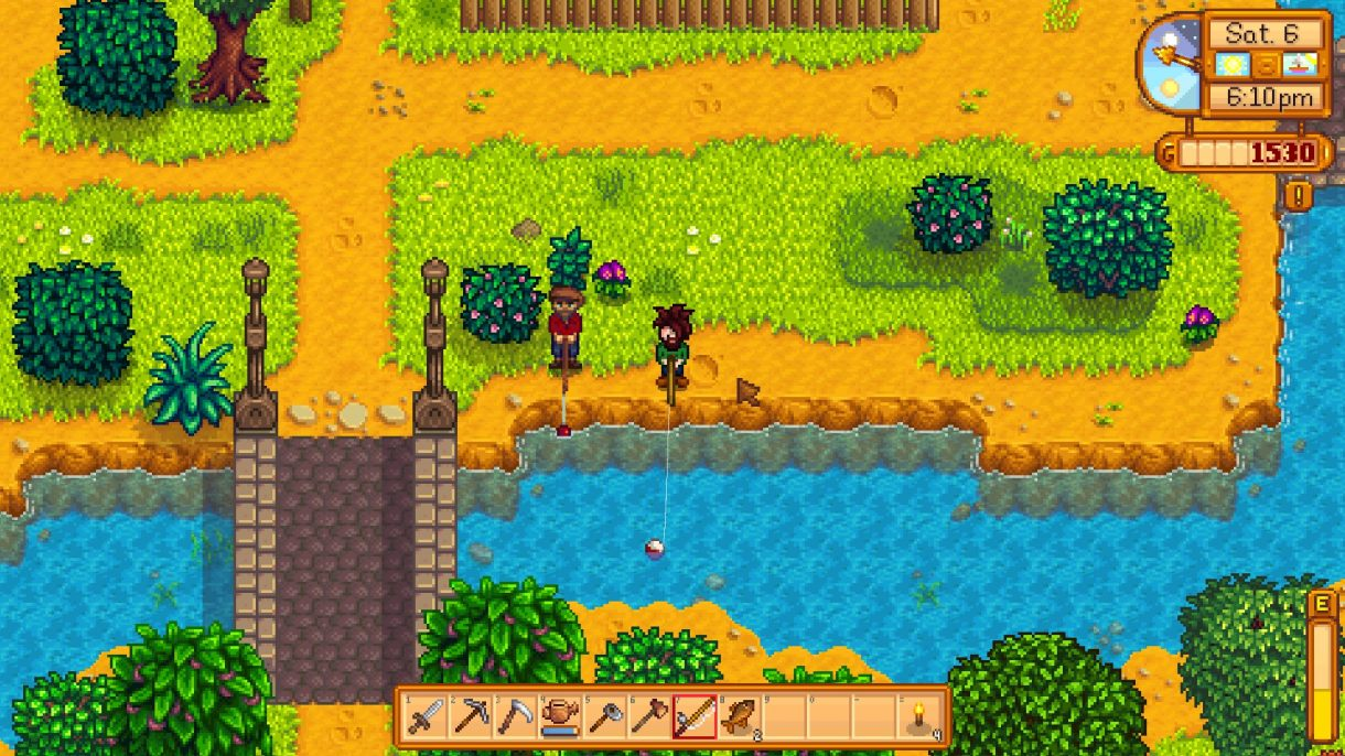 Stardew Valley – Angeln