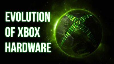 Die Geschichte der Microsoft Xbox
