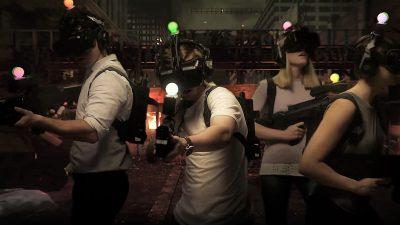 Virtual Reality: Hallo Deutschland, ich hätte gerne ein paar Spielhallen
