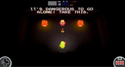 Zelda 30 Year Tribute – 3D-Version vom ersten Zelda im Browser spielen